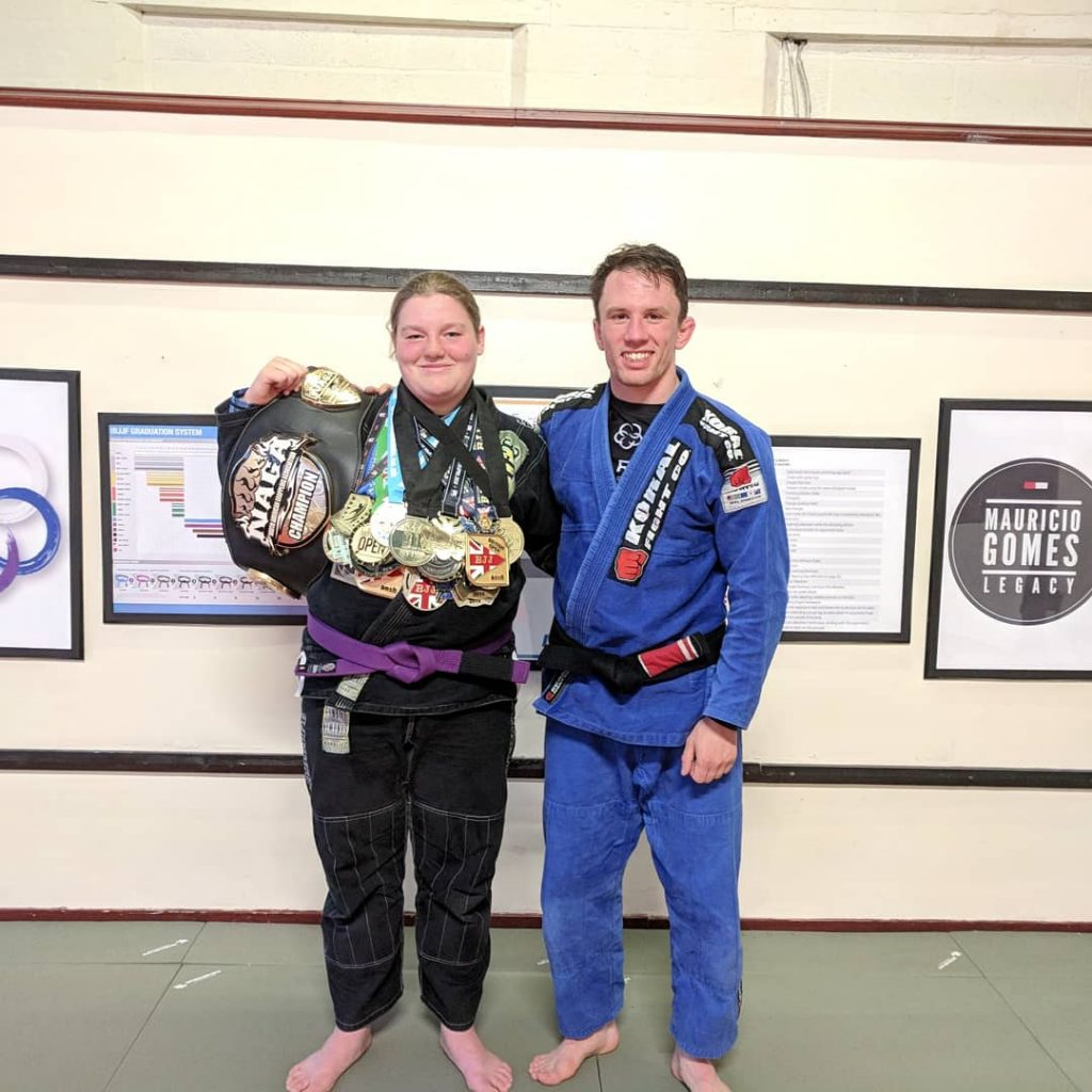 BJJ Mansfield and Sheffield BJJ Classes are Worth Their Weight in Gold Medals Around Five Rings Students Necks