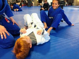 Sheffield BJJ for Children of All Ages at Five Rings Grappling Academy