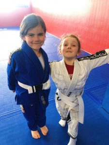 BJJ Sheffield Kids at Five Rings Grappling Academy