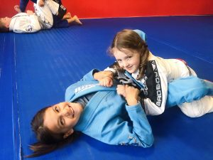 BJJ 5 Rings Sheffield Ava & Harley