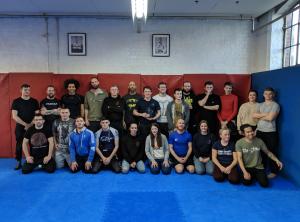 Beginners BJJ Class 5 Rings Jiu Jitsu Mansfield
