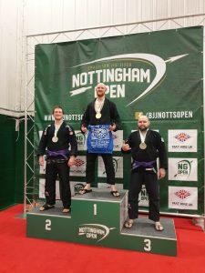 Josh Nottingham Open Silver